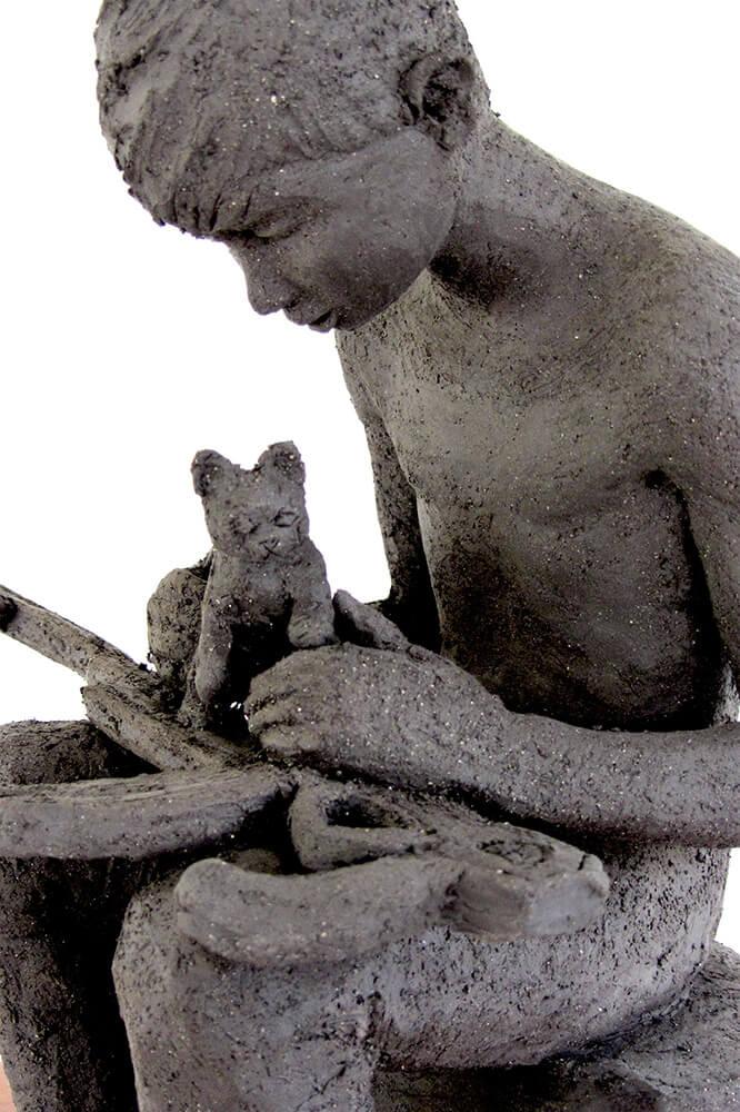 """L""""enfant soldat / Hymne à la paix"""