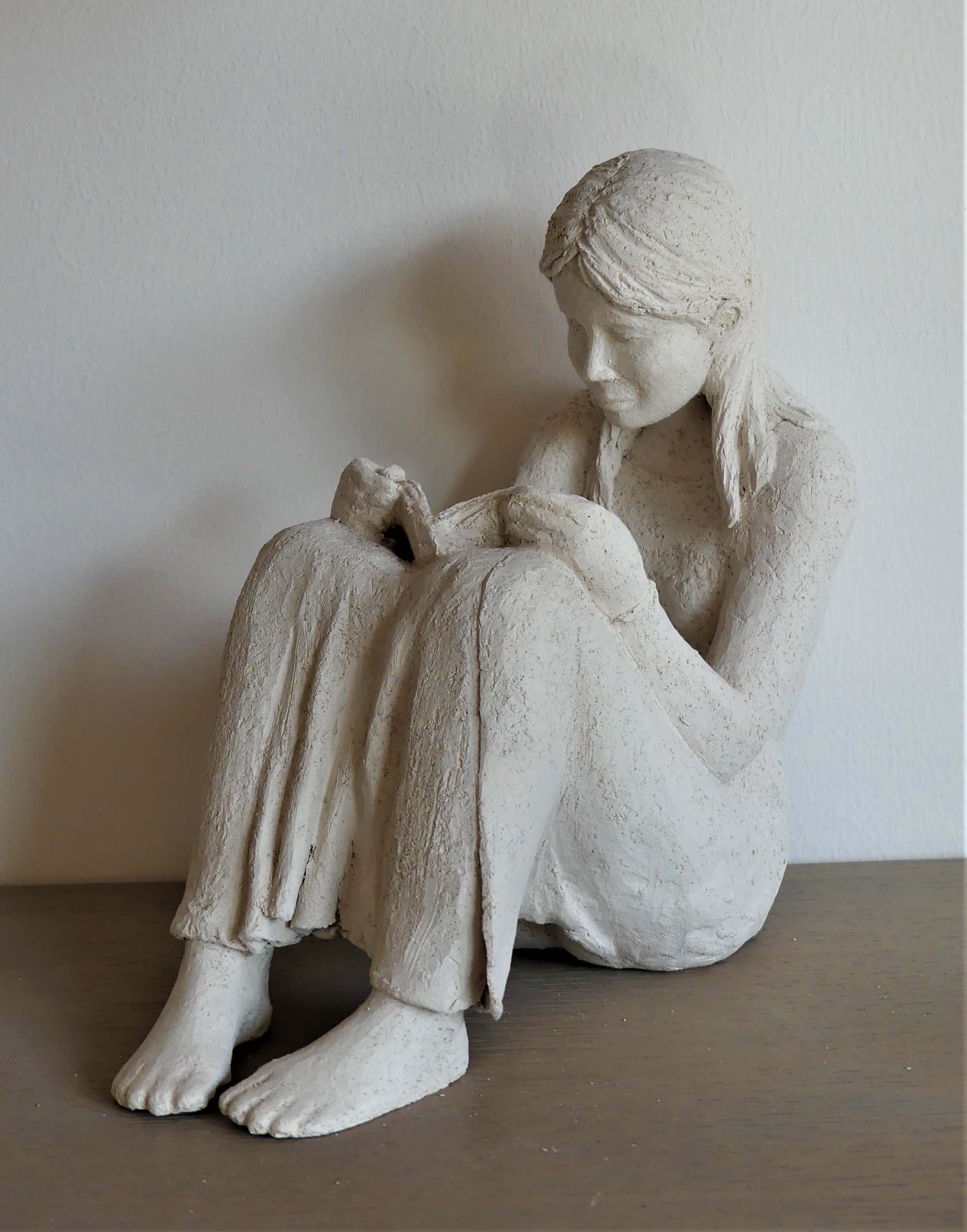 Jeune fille lisant