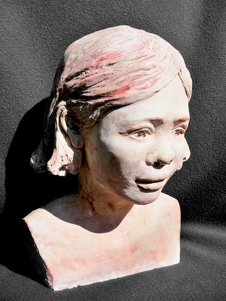 petite fille khmere