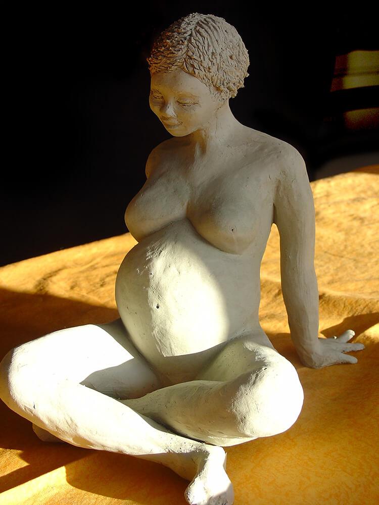 Guli enceinte